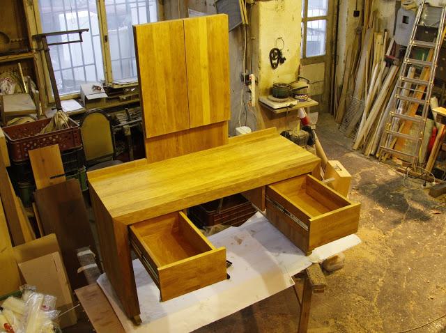 Rekonstrukce dřevěného nábytku