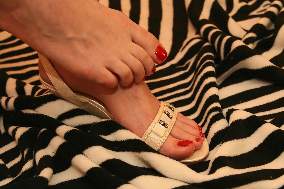 hezké nohy