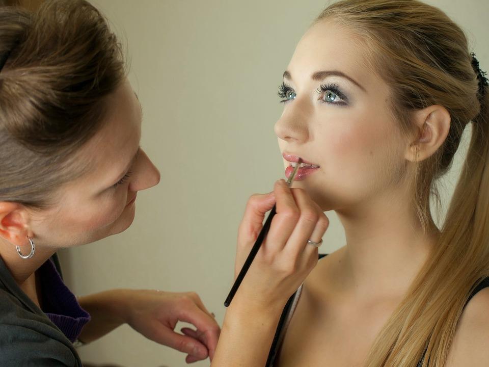 makeup líčení