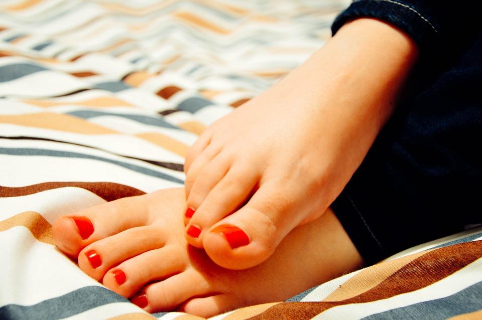 Jak na péči o nohy