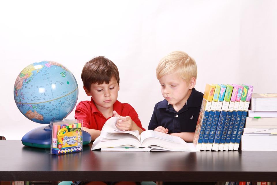 studium děti