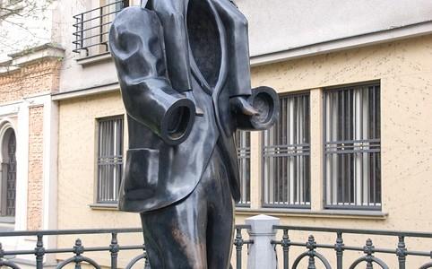 Franz Kafka a jeho skromný život