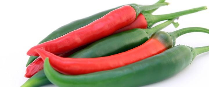 Hot Chilli pro své zdraví